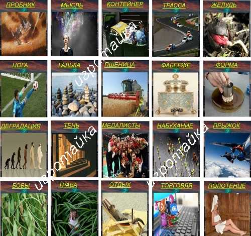 620 слов загадок уборка пшеницы 6 уровень