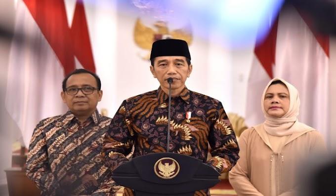 Sampaikan Belasungkawa, Presiden Jokowi Ajak Rakyat Indonesia Do'akan Almarhumah Ibu Ani Yudhoyono