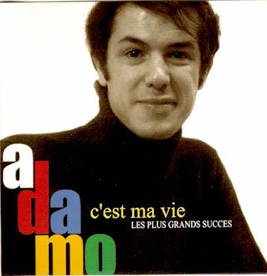 Adamo  C'est Ma Vie Les Plus Grande Succes (2 CD Set)