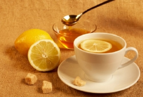 Method of action of hot lemon syrup