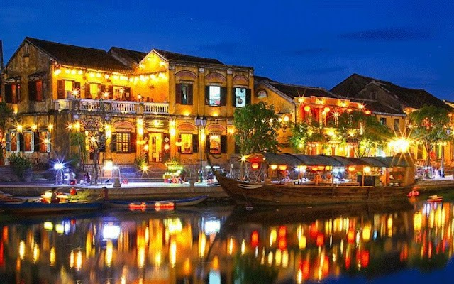 Hoi An in the list of the most beautiful towns in Southeast Asia