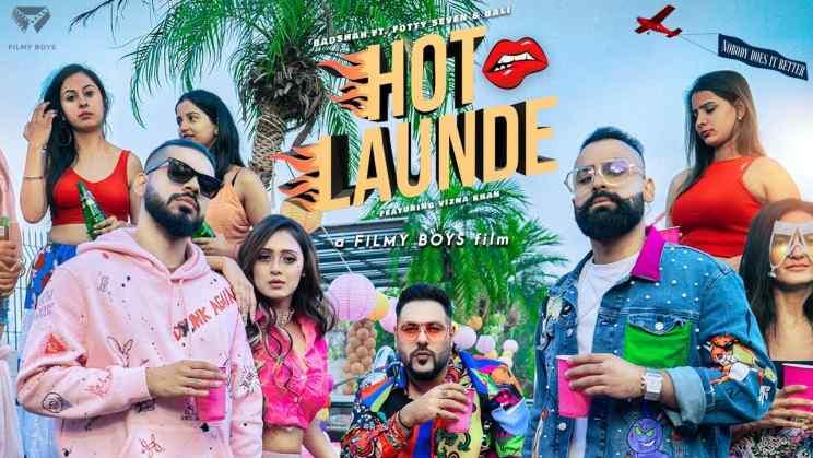 Hot Launde Lyrics in Hindi