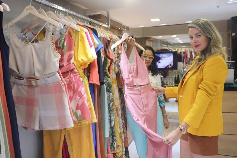 Prislla inaugura loja Bardot na Zona Oeste do Rio