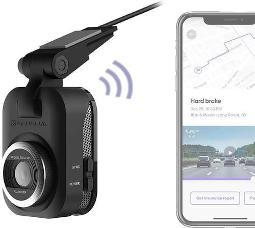 Review SCOSCHE NEXS10064-ET Full HD Smart Windshield Cam