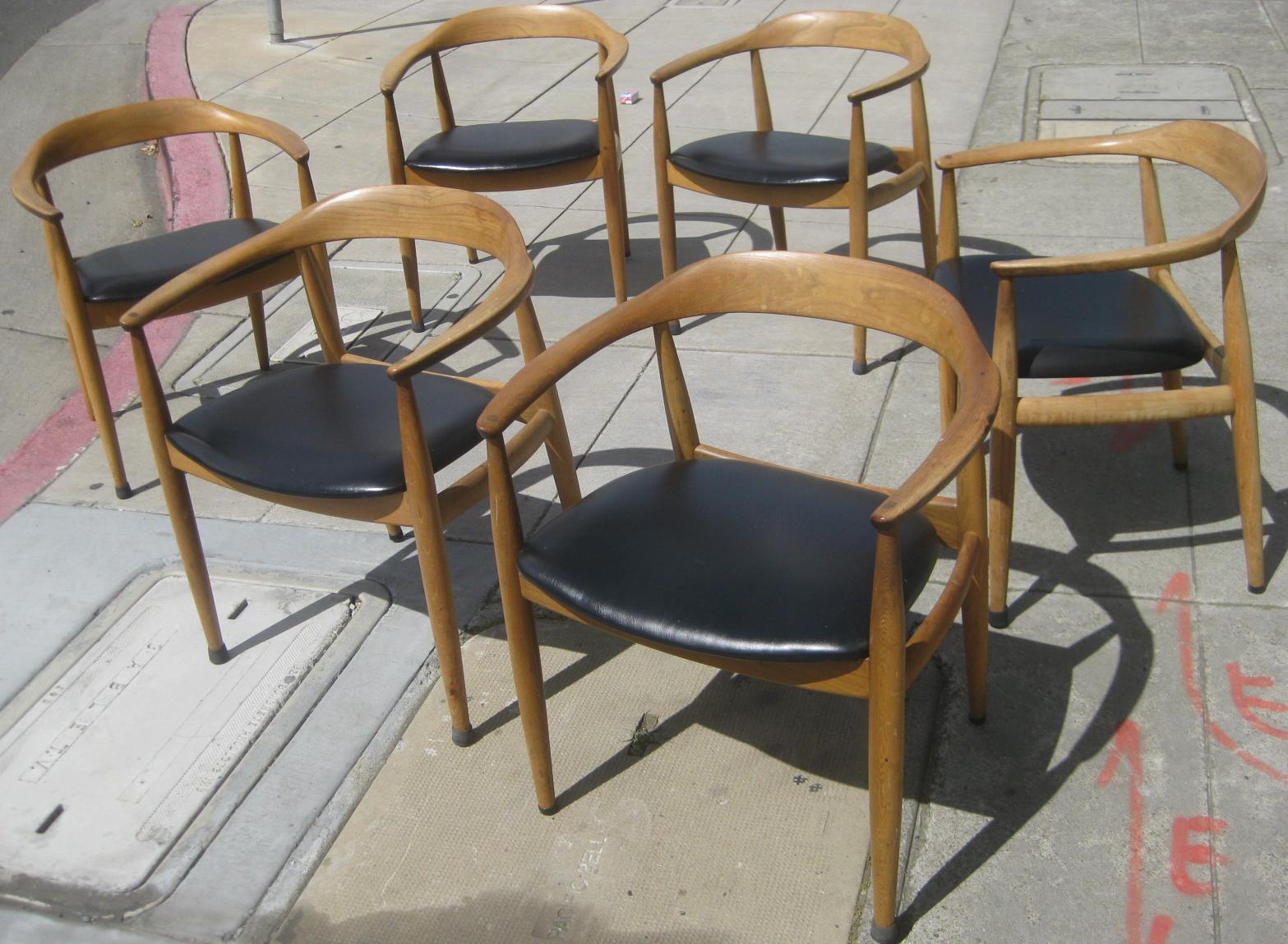 CHAIR DANISH DINING MODERN  Chair Pads  Cushions