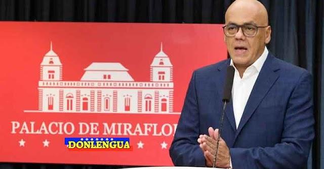 BARATO | Jorge Rodríguez informó que con solo 5000$ se puede hacer volar el Parlamento