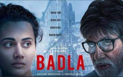 BADLA (2019) Hindi Full Movies Free Download HD 480p