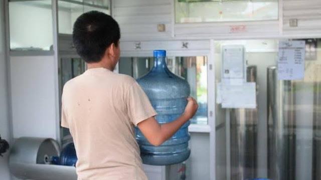 Bahaya Minum Air Galon Eceran, Sumber Penyakit dan Tidak Bersih