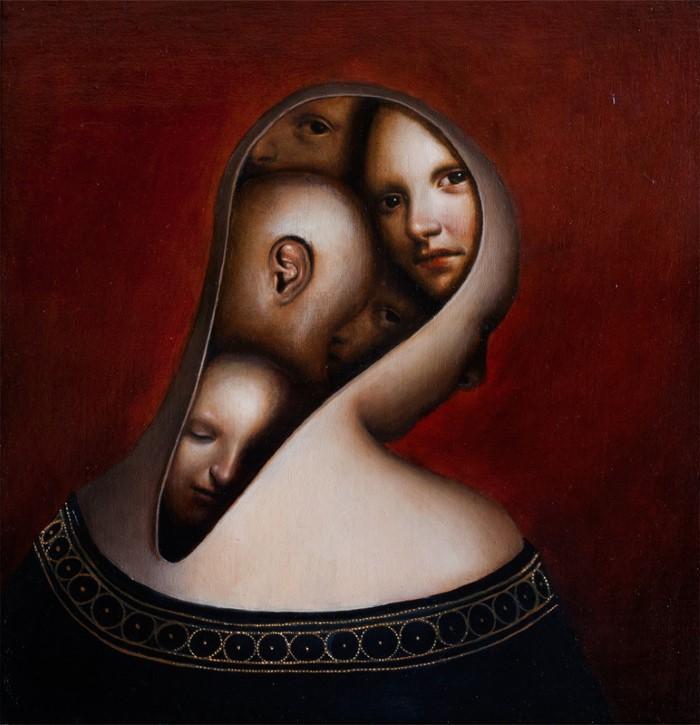 Итальянский художник. Alessandro Sicioldr 3