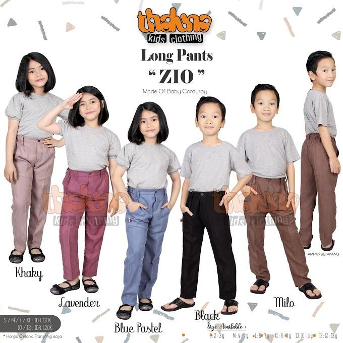 KOLEKSI TERBARU THALUNA KIDS LONG PANTS ZIO