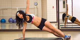 ejercicios abdomen plano