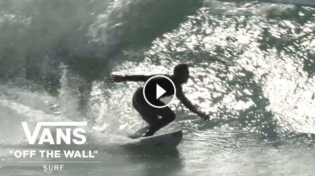 Joan Duru Residende de la Plage Surf VANS