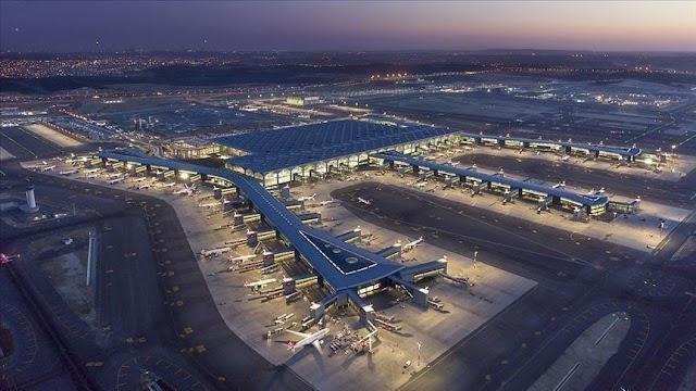 تركيا بالعربي - في 60 يوما 6 ملايين يسافرون عبر مطارات تركيا الرئيسية