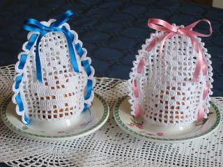 Wielkanoc szydełkiem
