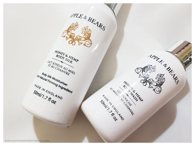 Luxury Skincare Apple&Bears