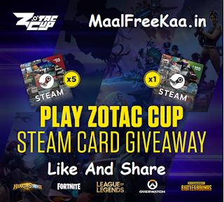 Zotac Cup Giveaway