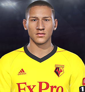 PES 2018 Faces Richarlison by Prince Hamiz