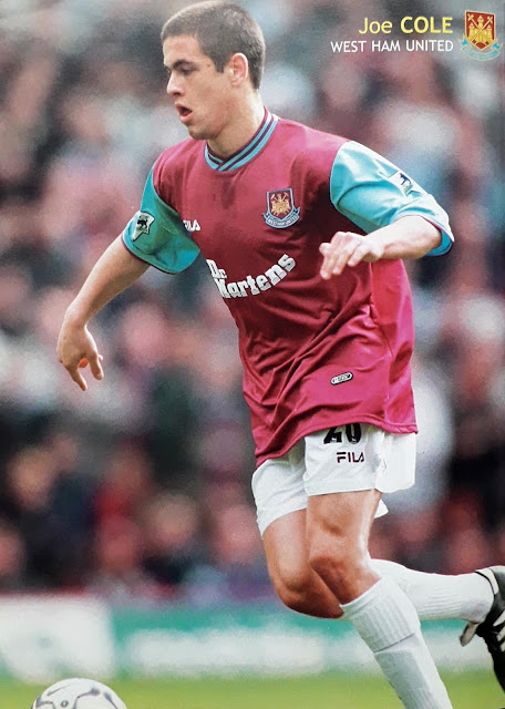 JOE COLE (WEST HAM UNITED)