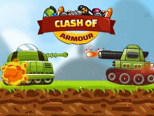 كلاش أوف أرمور أون لاين - لعبة صراع الدبابات مجانا - ألعاب مجانية