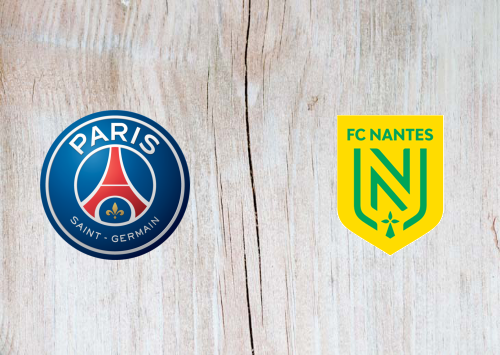 PSG vs Nantes -Highlights 14 March 2021