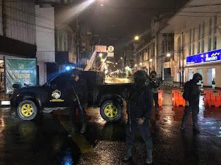 Poldasu Tingkatkan Patroli Cegah Gangguan Keamanan Masyarakat