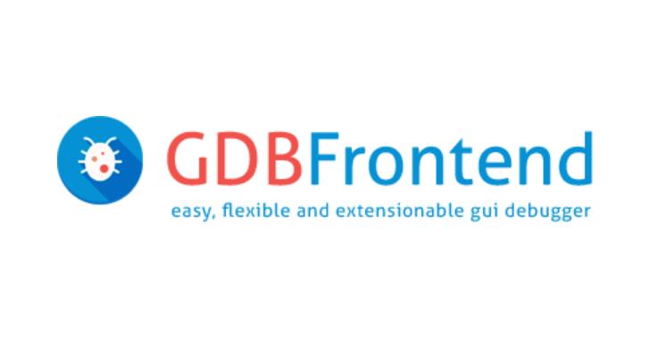 GDBFrontend : Easy, Flexible & Extensionable GUI Debugger