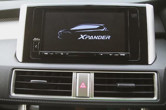 audio xpander black edition
