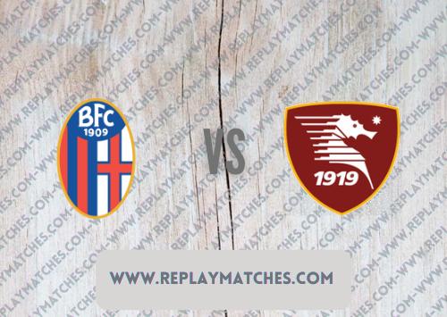 Bologna vs Salernitana -Highlights 22 August 2021