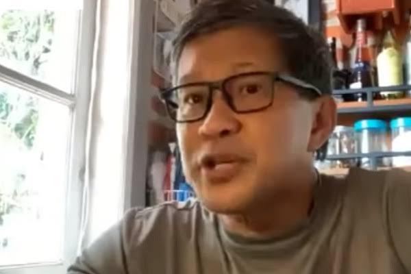 Mahfud Ungkap Rencana Gencarkan Polisi Siber di 2021, Rocky Gerung: Indikasi Akan Banyak Kejadian
