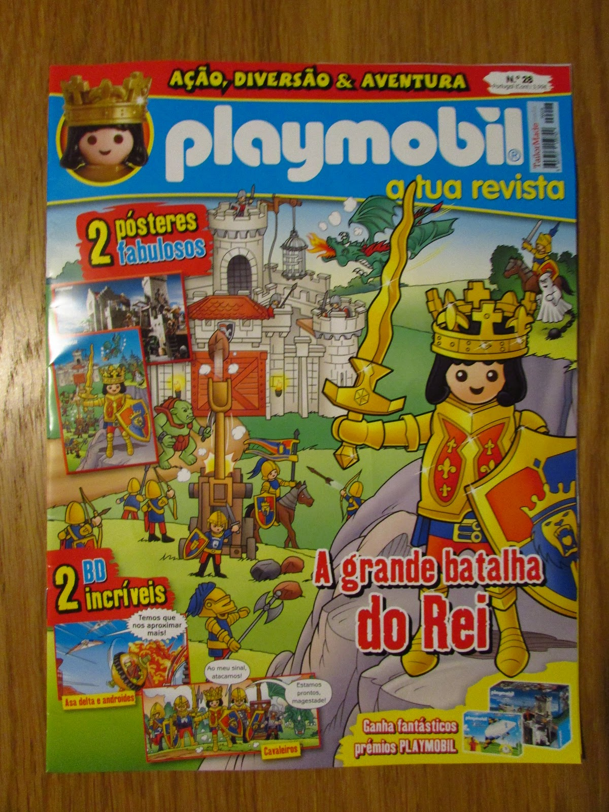 Book playmobil collector