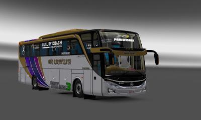 Mod bus ets2 Jetbus 3 by FPS