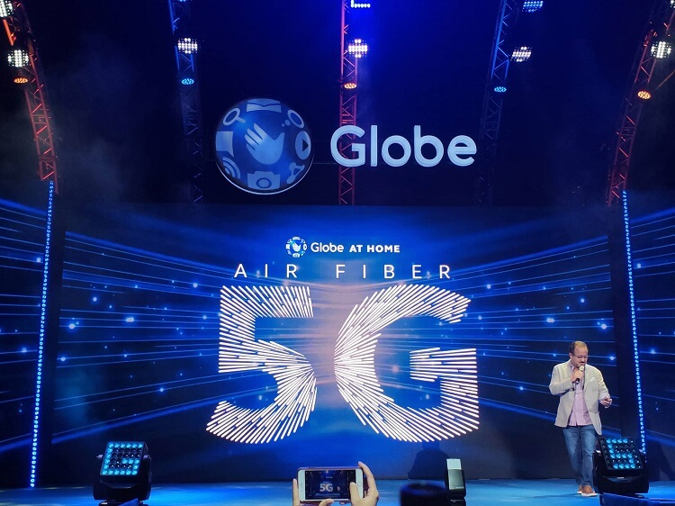 Globe Starts New Era with Globe At Home Air Fiber 5G Plans!