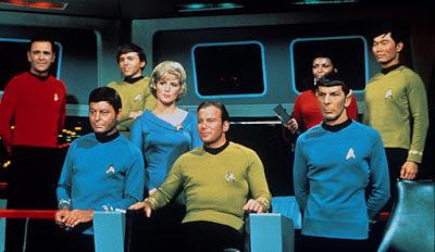 50 años Star Trek