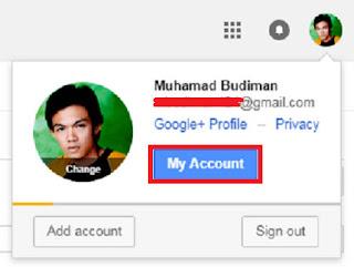 Cara Mengganti Nomor Hp/Telepon di Gmail Yang Hilang atau Sudah Tidak Aktif