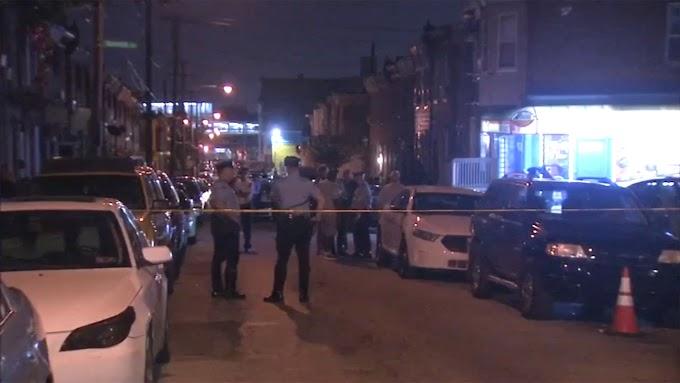 En lluvia de balas y con rifle de alto poder asesinan dos dominicanos en Filadelfia