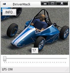 LFS DriverHack 0.6M İndir