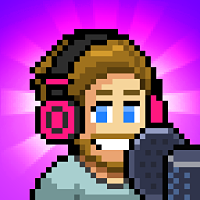 Tải Game PewDiePies Tuber Simulator Hack Mod Full Tiền Cho Android