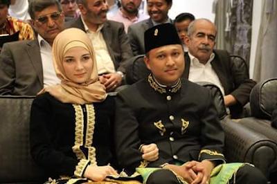 Pemuda Aceh nikahi gadis Suriah dengan mahar 500 hafalan hadis
