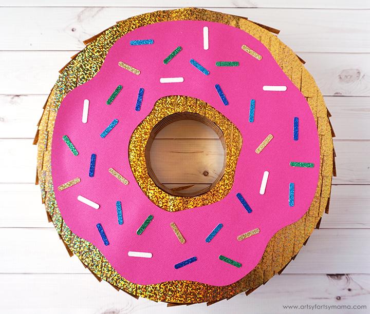 DIY Donut Piñata
