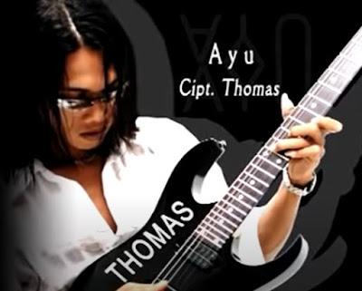 Lirik Lagu Pof Malaysia Thomas Arya – Ayu