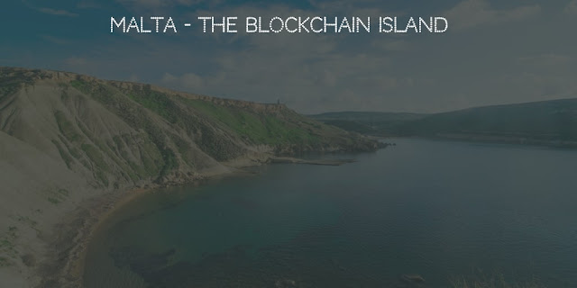 Malta - the Blockchain island