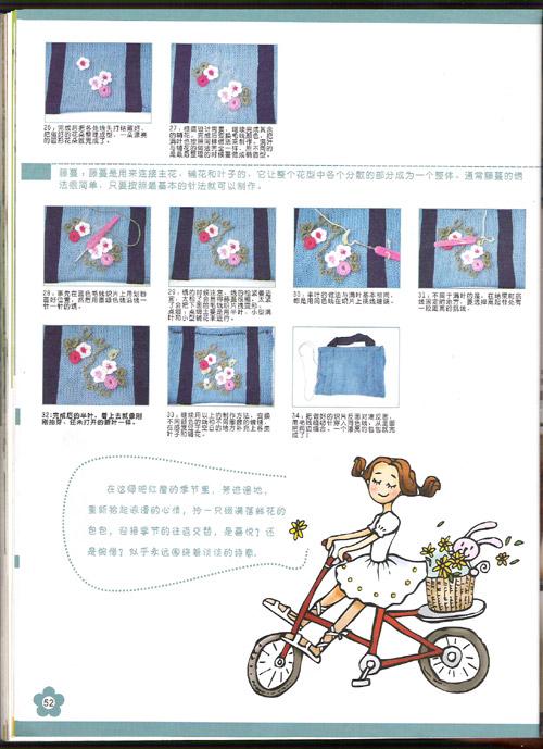 Bolsa de Crochet  Tutorial