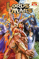 Lords of Mars #1 Cover