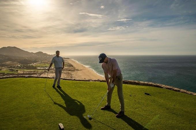 Pueblo Bonito Resorts Offers Deluxe 'Guys Golf Getaway' Program