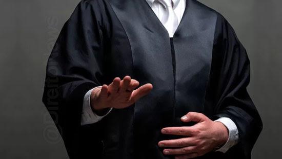 tribunal isto impedir advogar juri direito