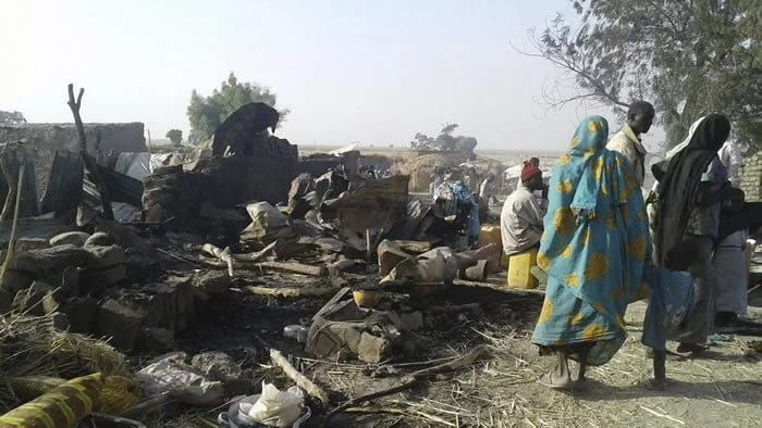 Commander, Pilots Summoned By NAF Panel Over Bombing Of Rann IDP Camp
