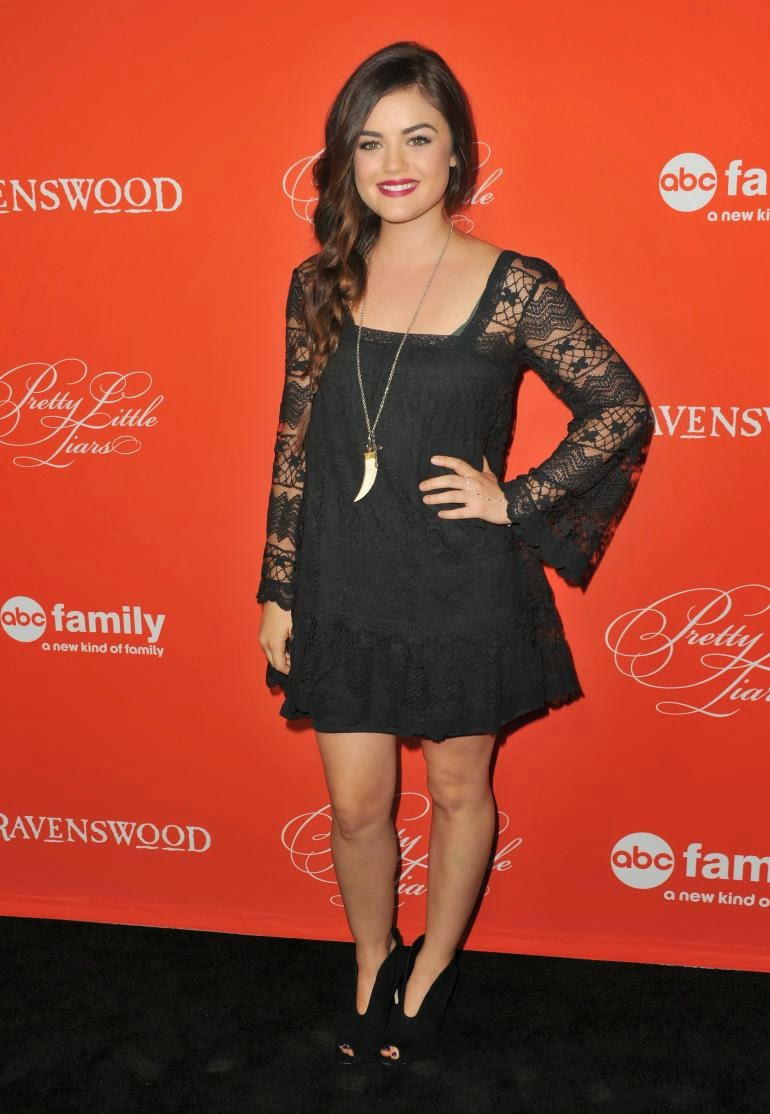 lucy hale style pretty little liars