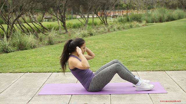 Situps  Exercise - newstrends