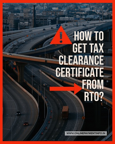 tax clearance certificate rajasthan