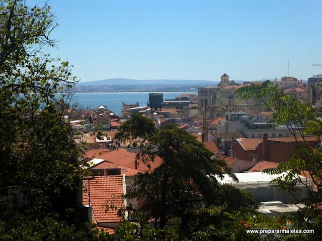 miradores desconocidos de Lisboa